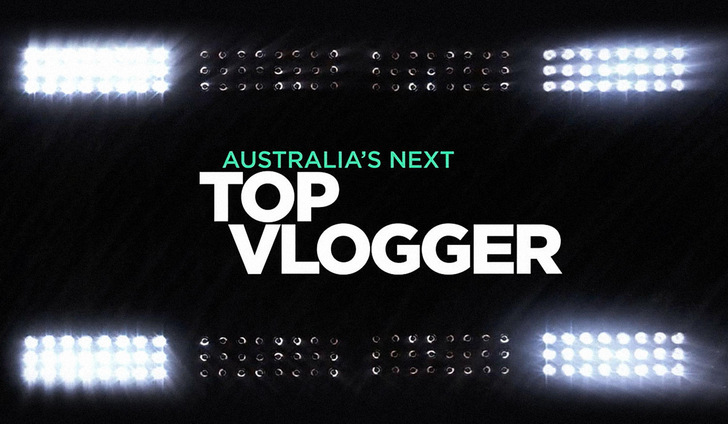 Australia's next top vlogger